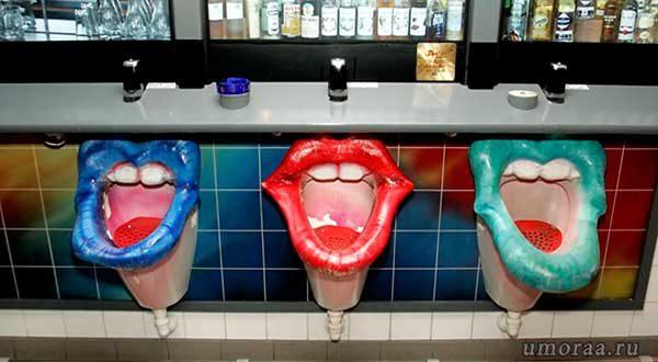 Самые смешные анекдоты про туалет