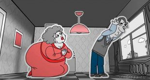 Как бы влезть в штаны — прикольные анекдоты о диете